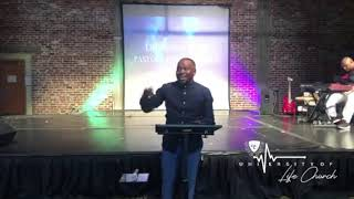 The Voice | Pastor Dedrick Benson