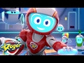 Space Ranger Roger | Episode 5 - 8 Compilation | Cartoons For Kids | Funny Cartoons For Children