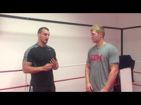 EDM Video blog 1 - Sam Warburton Interview