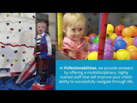 Making Pediatric Therapy Fun | FUNctionabilities