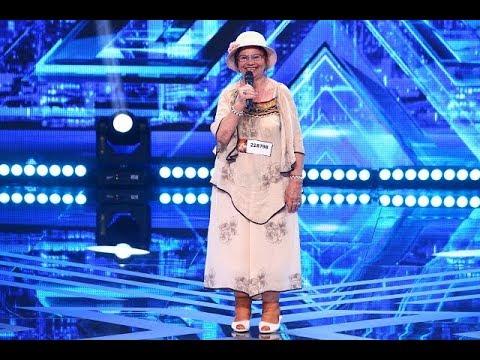 Vasilica Chițoi, colaj de romanțe populare. Vezi interpretarea concurentei la X Factor