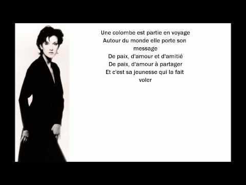 ♫ Une Colombe [Céline Dion] 1984