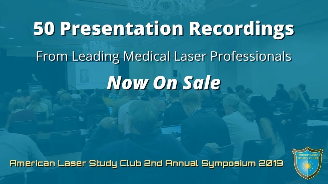 2019 ALSC Symposium Sessions and Speakers - American Laser