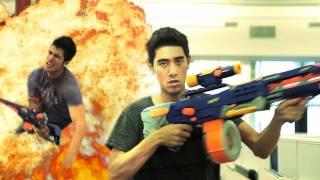 Office Warfare - Nerf Gun