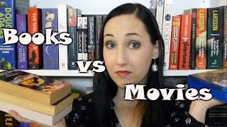 Top 10 best and worst book to movie adaptations |The BookWorm