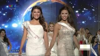 Lan Khuê tự tin tỏa sáng tại Miss World 2015