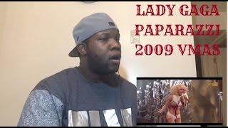 Lady Gaga-Paparazzi (Live VMAS 2009) Reaction