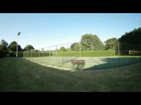 8  Hockwold Hall Tennis Court