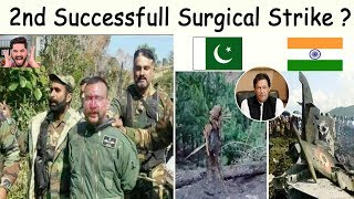 2nd Successful Surgical Strike in Pakistan | Indian Media and Pakistani reacts