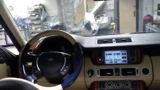 Range Rover / Yaguar - установка блока для передачи видео/ayдио с экрана мобильного телефона(Автомобиль Range Rover 2008 год в максимальной комплектации Автомобиль оснащен штатной навигацией. Задача: - устан..., 2016-01-25T17:36:09.000Z)
