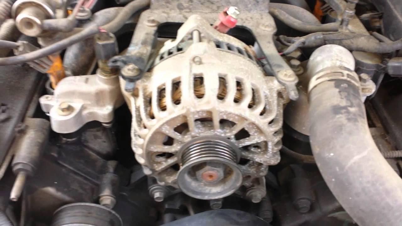 medium resolution of 96 ford 4 6 altinator wiring