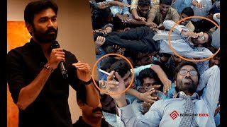 "Dhanush Controversial Replay on ""SMOKING-SCENE in VIP2"" with Press & Media - VIP2 SuccessMeet"