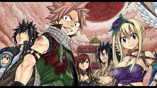 Fairy Tail Chat Infinity War Episode 85