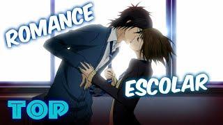 ⛔ TOP 8: Los MEJORES Animes de ROMANCE ESCOLAR  [ACTUALIZADO]