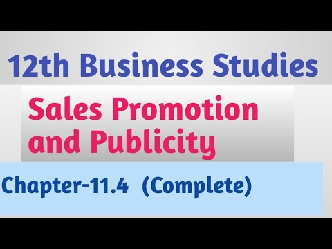 sales promotion and publicity|meaning|features|roll|of|sale promotion|publicity|class 12|Hindi|gezan