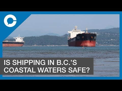 BC Shipping Chamber's Robert Lewis-Manning: Is shipping in BC's Coastal Waters safe?