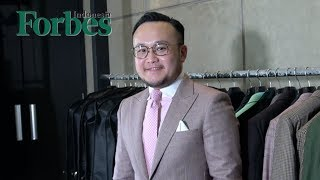 Wong Hang Tailor, Suitably Bespoke | Forbes Indonesia