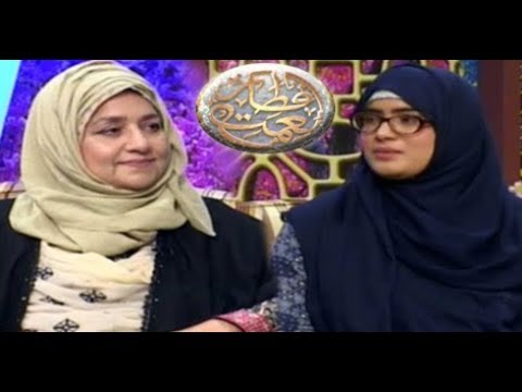 Naimat e Iftar - Segment - Ramzan Aur Khawateen - 19th May 2018  - ARY Qtv
