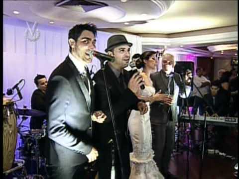 Guaco canta en la Boda de Leonardo Villalobos (Parte 2) 07-07-12
