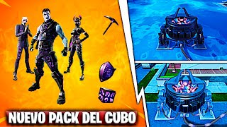 "New Dark Legends Pack ""Cube Pack"" AND Update 10.30 Fortnite Battle Royale"