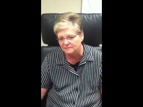 Patient after 1 Neuropathy Treatment at Brimhall Wellness Center