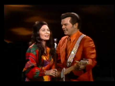 Conway Twitty & Loretta Lynn - After The Fire Has Gone