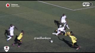 Ushindi wa Yanga 4-2 Tusker FC June 5 2017 kwa penati SportPesa Super Cup