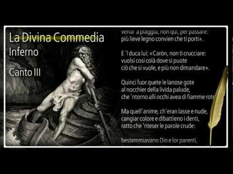 La Divina Commedia - Inferno - Canto III