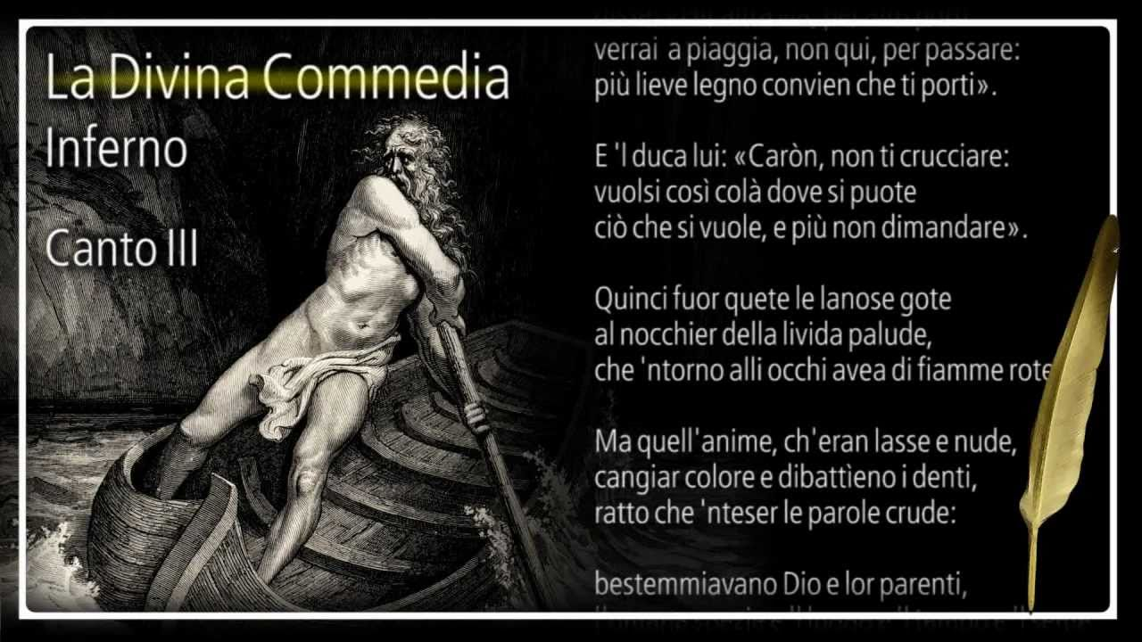 La Divina Commedia Inferno Pdf