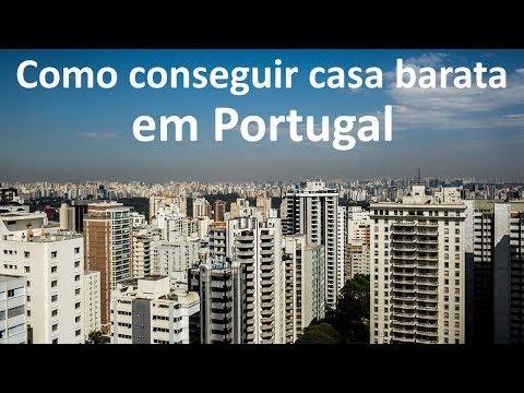 Como comprar imóveis baratos em Portugal