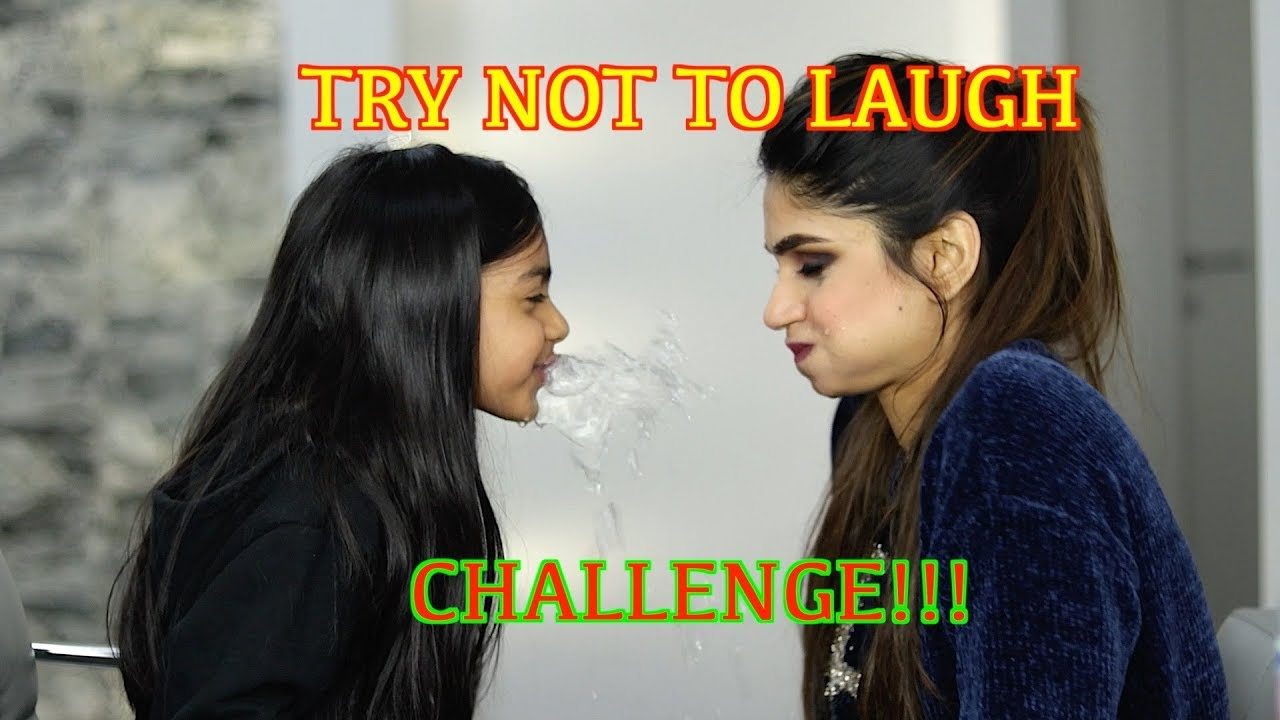 *IMPOSSIBLE* TRY NOT TO LAUGH CHALLENGE | AIMALIFESTYLE