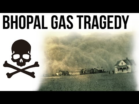 Bhopal Gas Tragedy Of 1984, World's Worst Industrial Disaster, Union Carbide Mishap