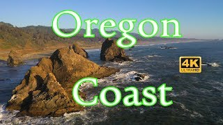 Oregon Coast Highway - Lincoln to Brookings