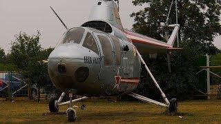 Ми-1 первый советский, серийный вертолёт. Обзор авиа техники.