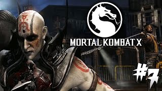Mortal Kombat X - GET OVER HERE! (Walkthrough #7)