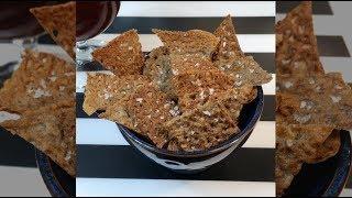 Chips de galette de sarrasin (ou blé noir) - Recette