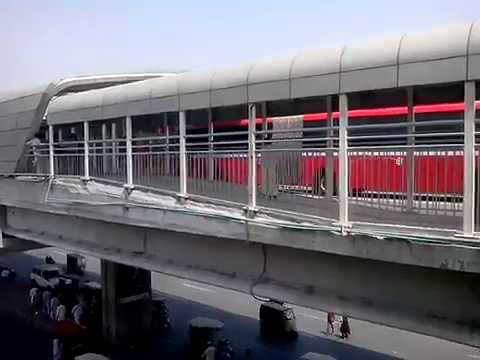 Lahore Metro Bhatti Chowk Station near Darbar Data ganj bakhsh      Lahore