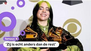 Billie Eilish is de jongste Grammy-winnaar ooit