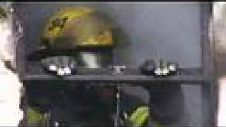 Fire in North Philadelphia - Street Level by Jim MacMillan