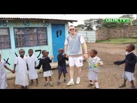 Celtic Charity Fund in Kenya