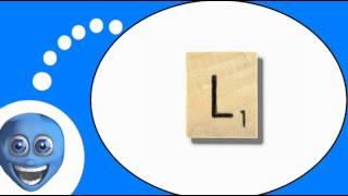 Французского видео урок = Откройте для себя французский букв