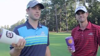 Three Hole Match. Wesley Vs George. | Bryan Bros Golf