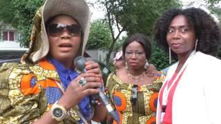 sr marisa kinanga avc fr mbuta au mariage du couple mi bona