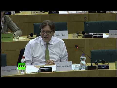live:-guy-verhofstadt-speaks-about-#brexit-after-more-negotiations-with-geoffrey-cox-mp.