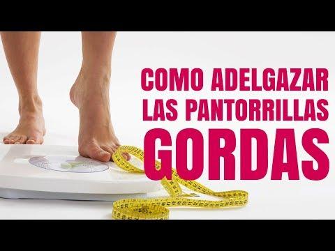 Como Adelgazar Las Pantorrillas Gordas: ¡Convierte tus Pantorrillas Delgadas Rápido!