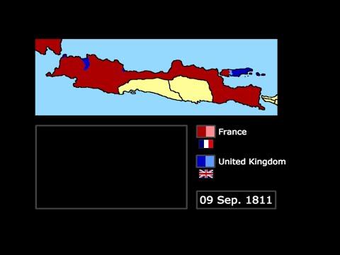 [Wars] The British Invasion of Java (1811): Every Day