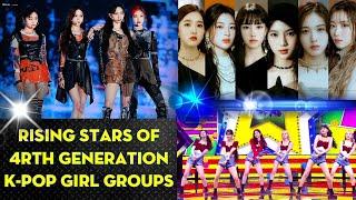 Meet the prettiest Fourth K-pop Generation Girl groups|Aespa|Stay-C|Purple kiss