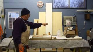Pouring Concrete Counter Samples