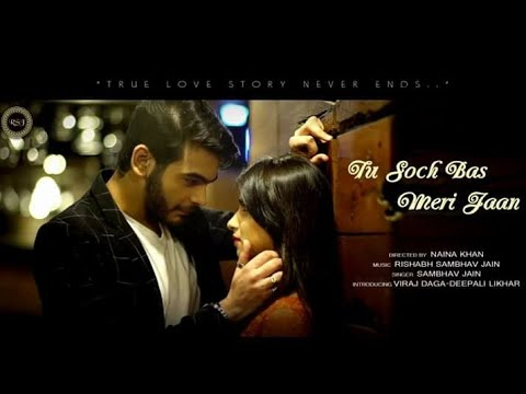 Soch | Rsj | Music Video | Rishabh Sambhav Jain | Latest song