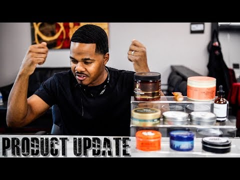 360 WAVE PRODUCT, BRUSHES AND DURAGS UPDATE